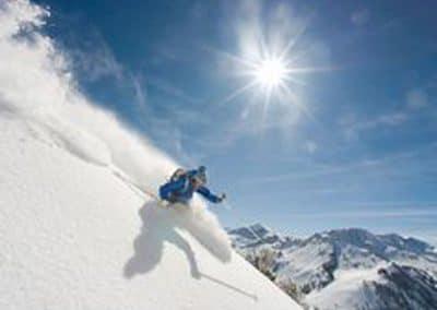 Séminaire entreprise ski