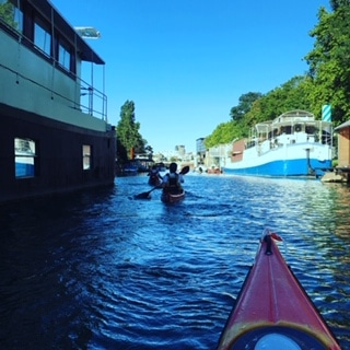 Séminaire Kayak