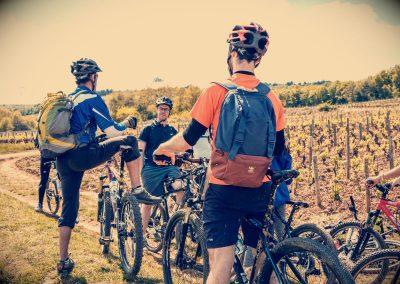 Teambuilding Vélo en Bourgogne
