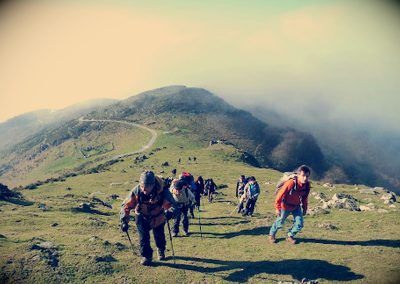 Team Building outdoor pays basque