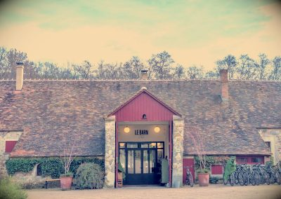 teambuilding barn hotel